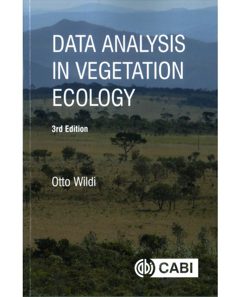 Data Analysis in Vegetation Ecology (Paperback) (Otto Wildi) - image 1 of 1