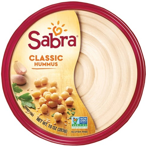 Sabra Classic Hummus - 10oz - image 1 of 3