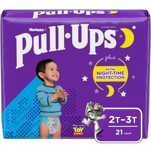 Huggies Pull-Ups Boys' NightTime Training Pants Jumbo Pack (Select Size) - image 1 of 4