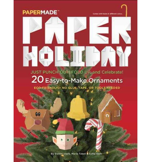 Paper Holiday (Paperback) (Daniel Stark) - image 1 of 1