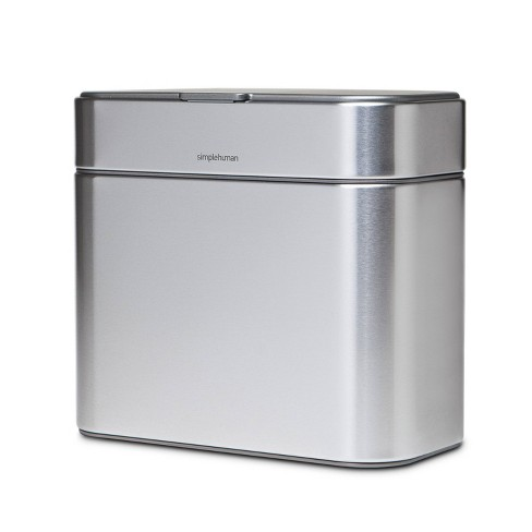 simplehuman Compost Caddy Silver - image 1 of 4