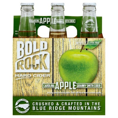 Bold Rock Hard Cider - 6pk/12 fl oz Bottles