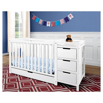 Delicieux Graco Remi 4 In 1 Convertible Crib And Changer : Target