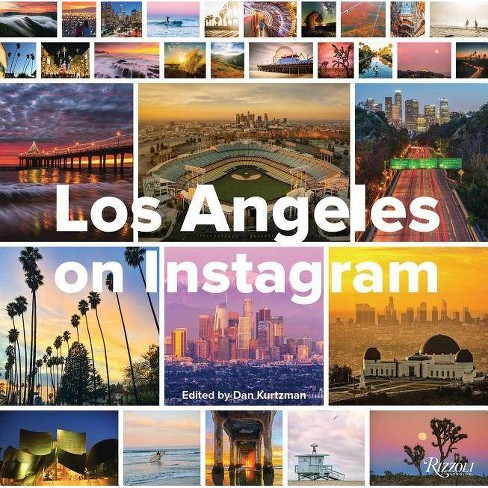 Los Angeles on Instagram - (Hardcover) - image 1 of 1