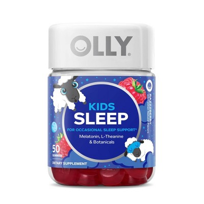Olly Kids Sleep Gummies 50ct Target