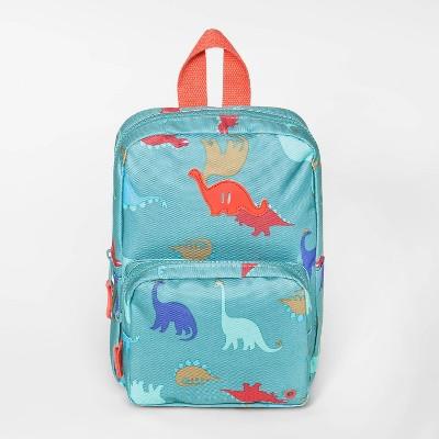 Toddler Boys' Dino Print Backpack - Cat & Jack™ Gray