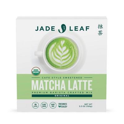 Jade Leaf Organic Matcha Latte Mix 5.3oz