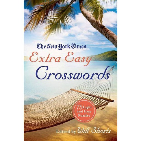 The New York Times Extra Easy Crosswords - (Paperback) - image 1 of 1