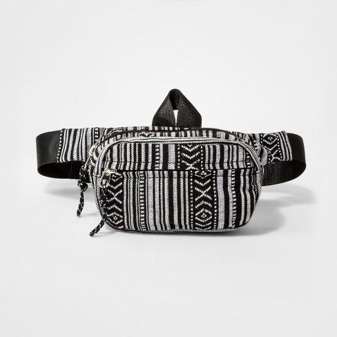 39b6391334a9 Boys  Waist Crossbody Bag - Art Class™ Black   Target
