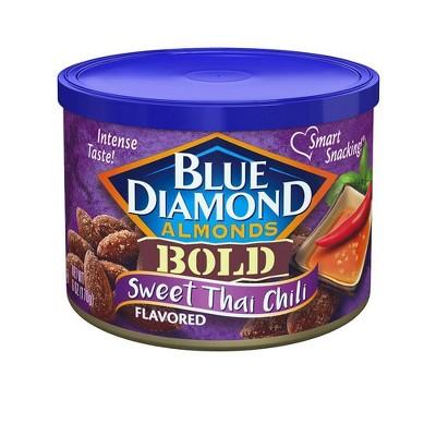 Blue Diamond Sweet Thai Chili Almonds - 6oz