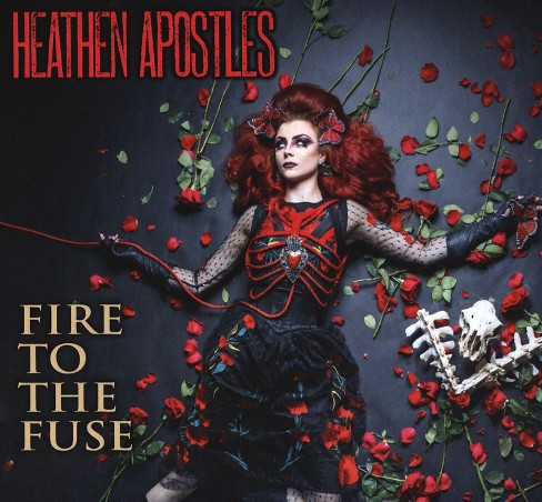 Heathen apostles - Fire to the fuse (CD) - image 1 of 1