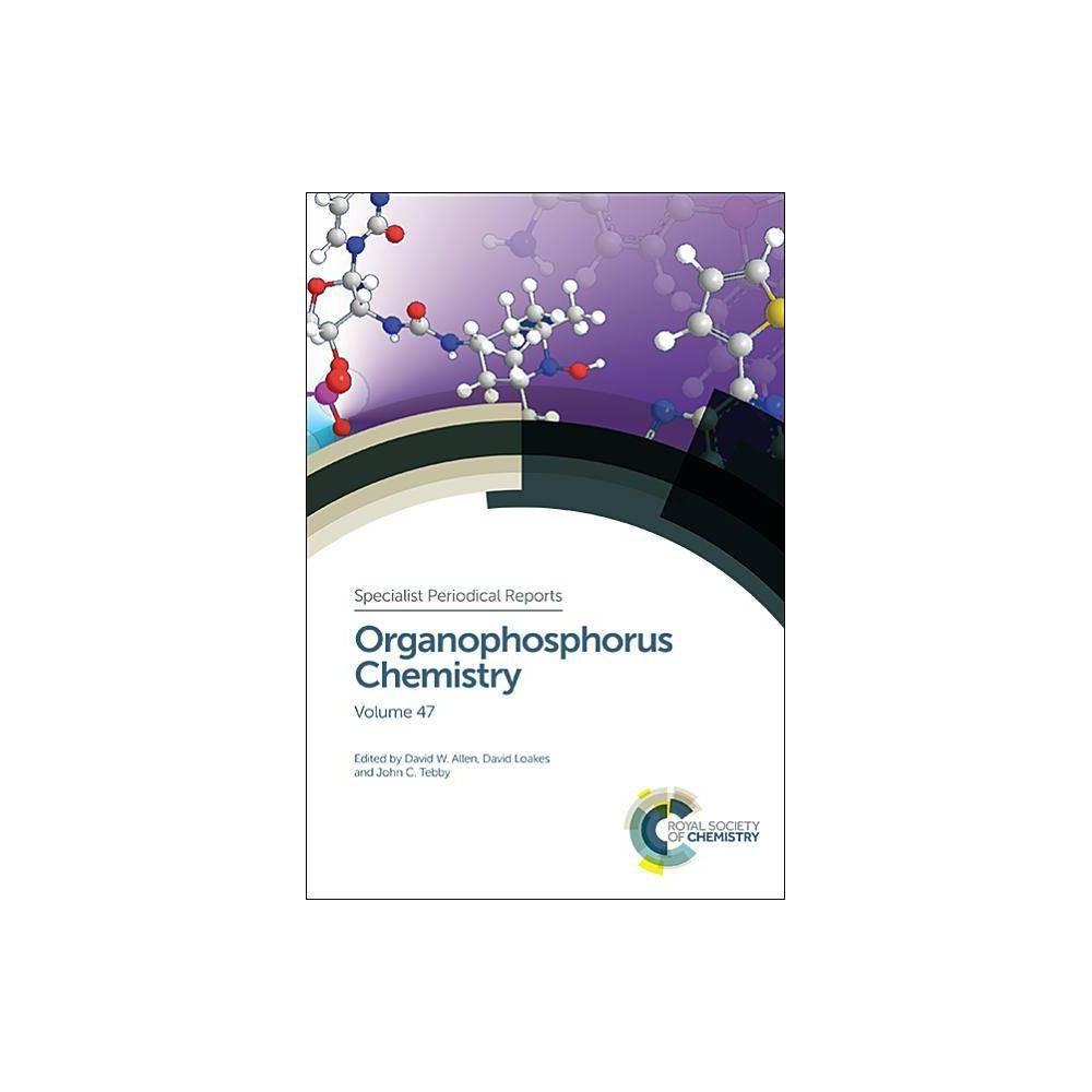 Organophosphorus Chemistry - (Specialist Periodical Reports) (Hardcover)
