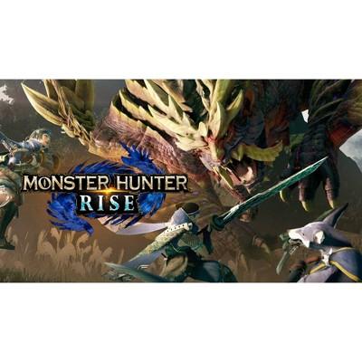 Monster Hunter Rise - Nintendo Switch (Digital)