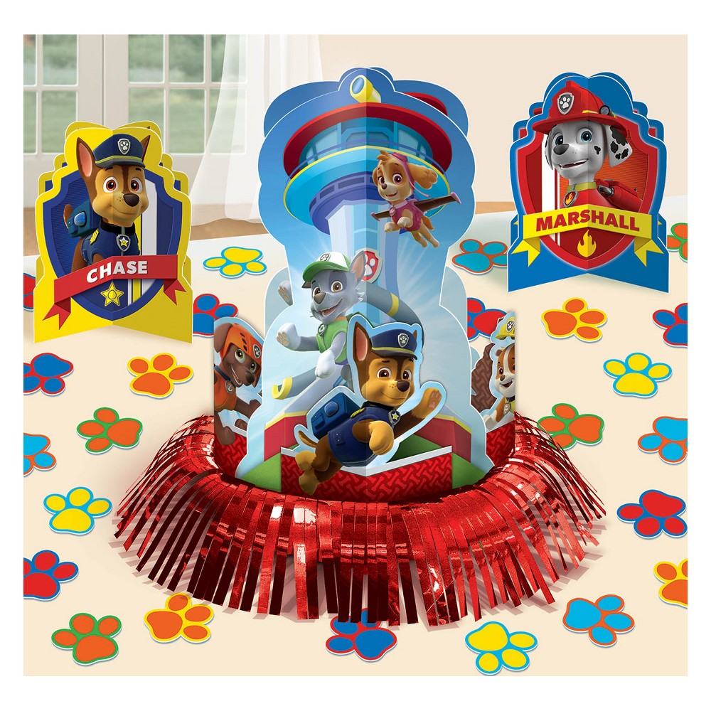 Image of PAW Patrol Table Decorating Kit