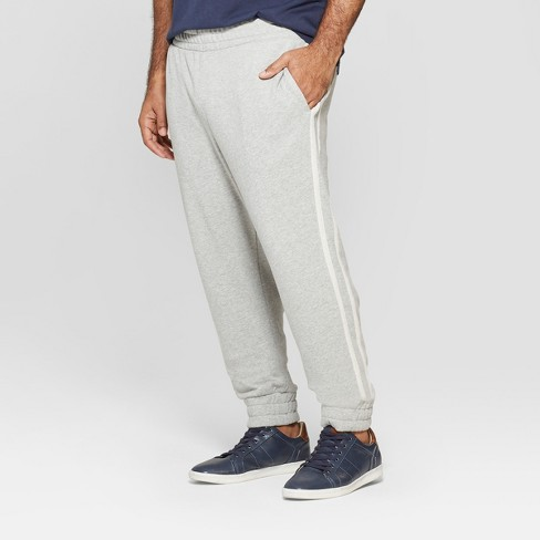 Men's Stretch Big & Tall Regular Fit Jogger Lounge Pants - Goodfellow & Co™ - image 1 of 3