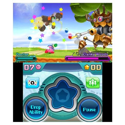 Kirby Planet Robobot Nintendo 3ds Target