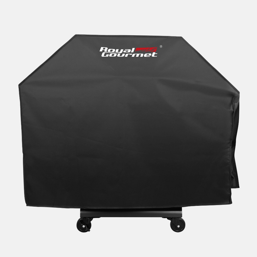 """Image of """"59"""""""" Heavy Duty Oxford Grill Cover - Royal Gourmet"""""""