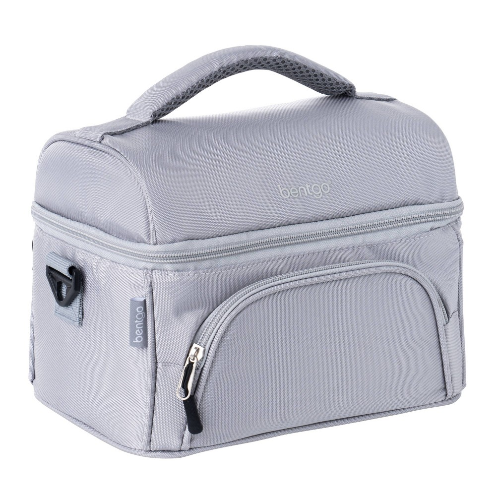 Image of Bentgo Insulated Lunch Bag - Gray