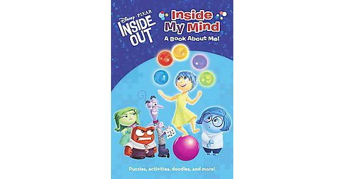 Inside My Mind : A Book About Me! (Paperback) (Suzanne Francis) - image 1 of 1