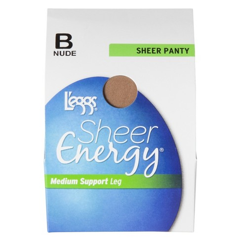 L'eggs® Women's Sheer Energy Pantyhose - image 1 of 1