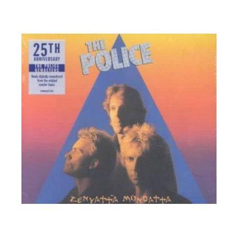 Police (The) - Zenyatta Mondatta (CD) - image 1 of 1