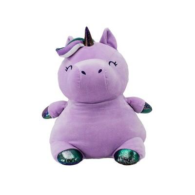 Animal Adventure Sweet Muffins Purple Unicorn Stuffed Animal