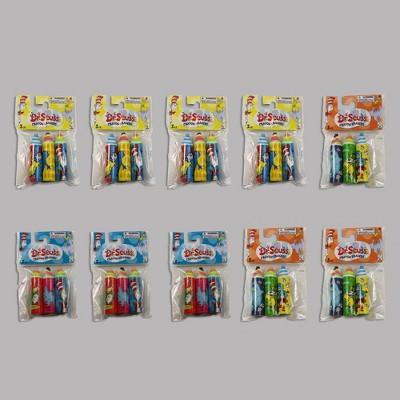 Dr. Seuss 30ct Crayon Erasers - Bullseye's Playground™