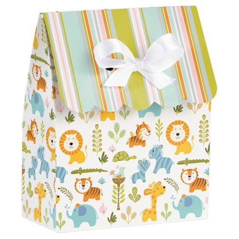 12ct Happy Jungle Favor Bags - image 1 of 2