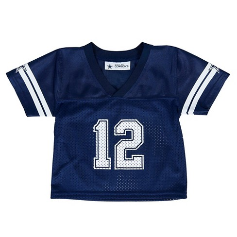 Dallas Cowboys Toddler Boys' Jersey 4T - image 1 of 2