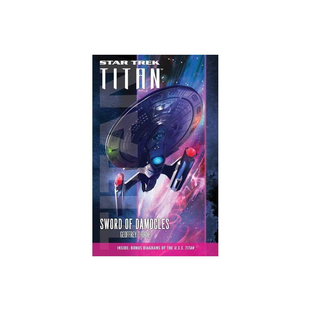 Star Trek Star Trek Titan By Thorne Paperback