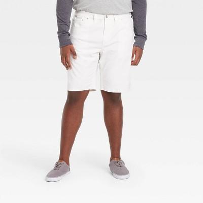 "Men's 10.5"" Slim Fit Jean Shorts - Goodfellow & Co™"