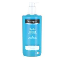 Neutrogena Hydro Boost Hydrating Body Gel Cream with Hyaluronic Acid - 16oz