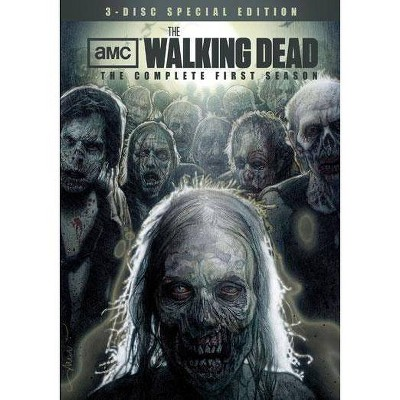 The Walking Dead: The Complete First Season (Special Edition)