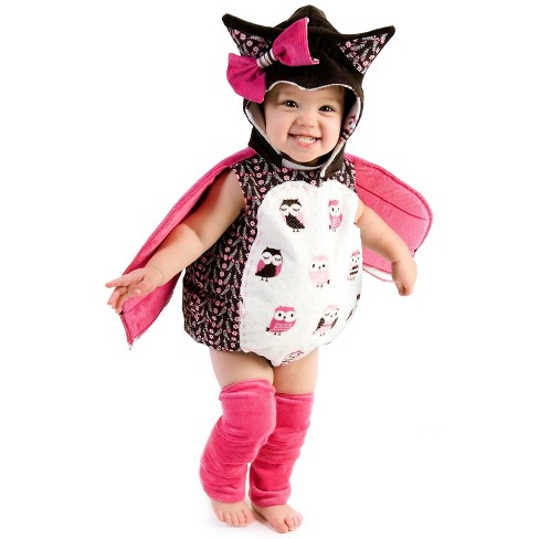 Toddler Girls' Emily the Owl Costume - image 1 of 1