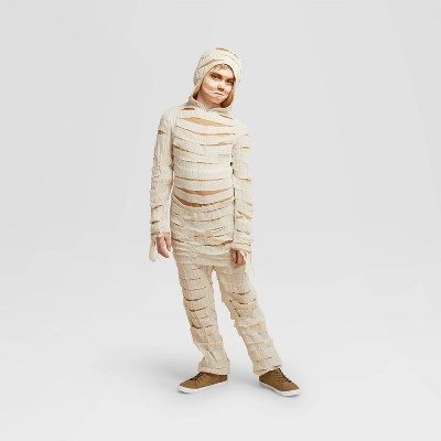 Kids' Mummy Halloween Costume Jumpsuit - Hyde & EEK! Boutique™