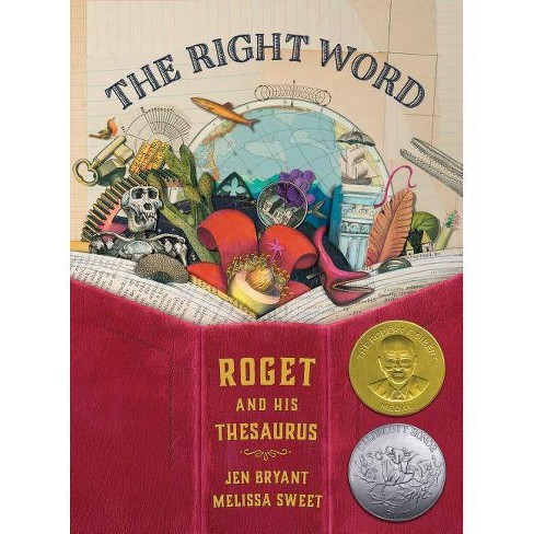 The Right Word - by  Jen Bryant (Hardcover) - image 1 of 1