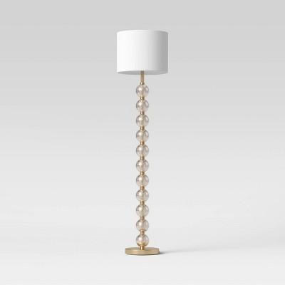 Stacked Glass Ball Floor Lamp - Threshold™