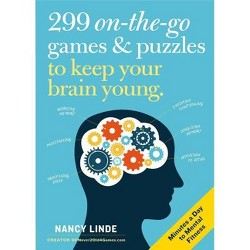 Pocket Posh Brain Games 4 - By The Puzzle Society (Paperback