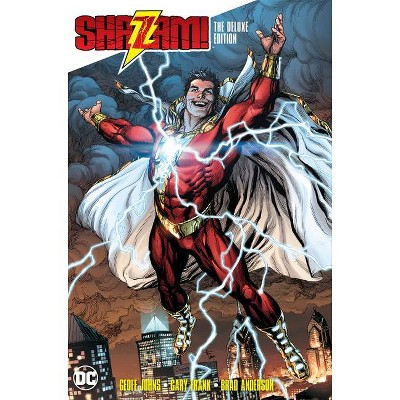 Shazam! the Deluxe Edition - by  Geoff Johns (Hardcover)