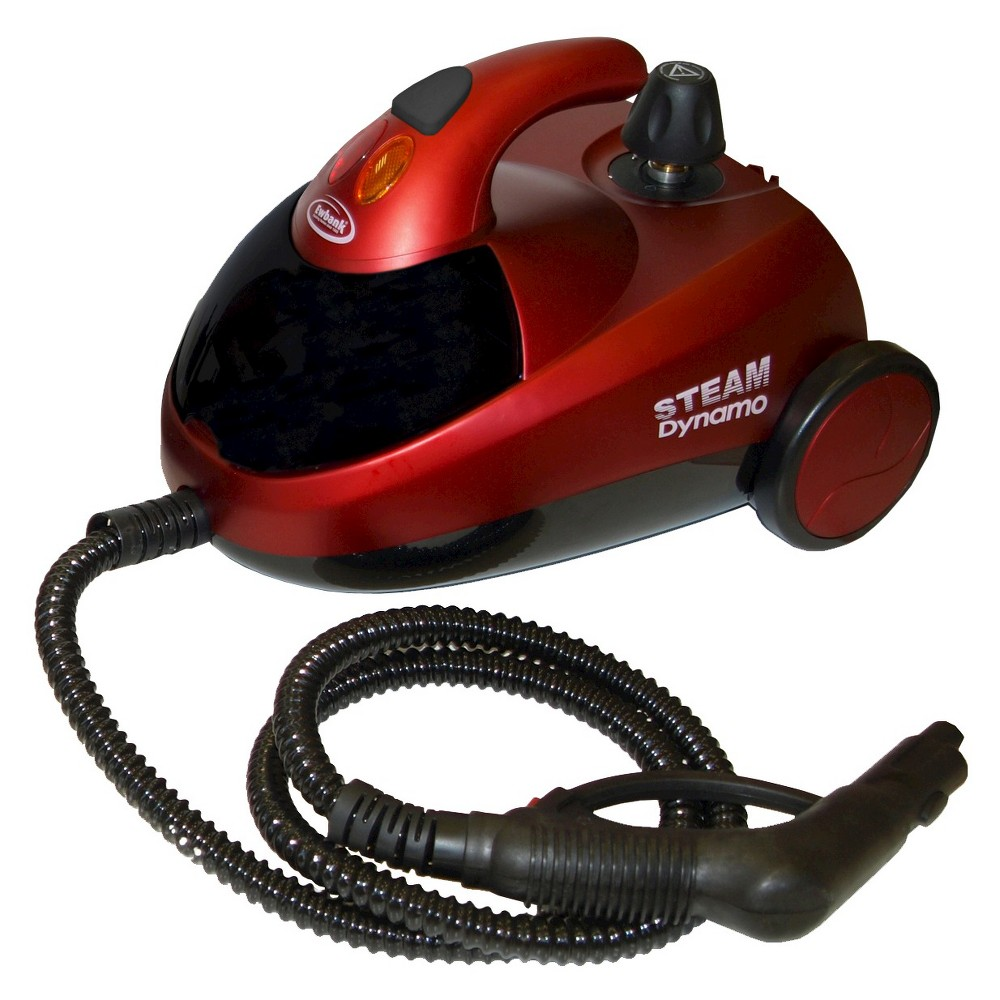 Ewbank Steam Dynamo Multi-tool Steam Cleaner, Red