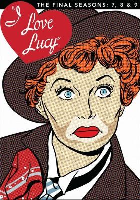 I Love Lucy: The Final Seasons - 7, 8 & 9 (DVD)