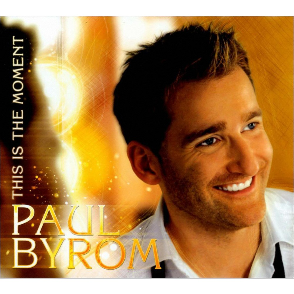 Paul Byrom - This Is The Moment (CD)