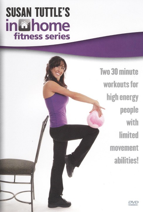 Susan tuttle's in home fitness:Standi (DVD) - image 1 of 1