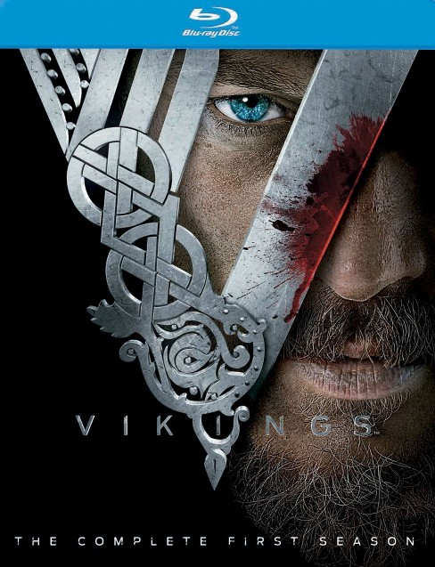 Vikings: The Complete First Season [3 Discs] [Blu-ray] - image 1 of 1