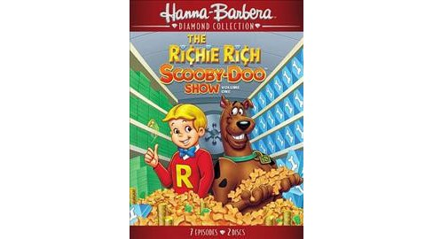 Richie Rich/Scooby Doo Hour:Volume 1 (DVD) - image 1 of 1