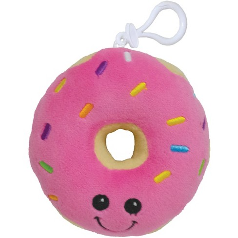Two Scoops Sprinkled Donut Fleece Squishem - image 1 of 1