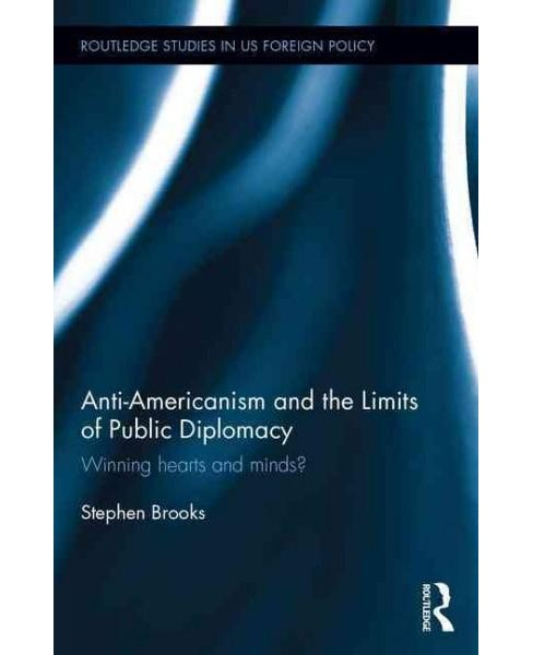Anti-Americanism and the Limits of Public Diplomacy : Winning Hearts and Minds? (Hardcover) (Stephen - image 1 of 1
