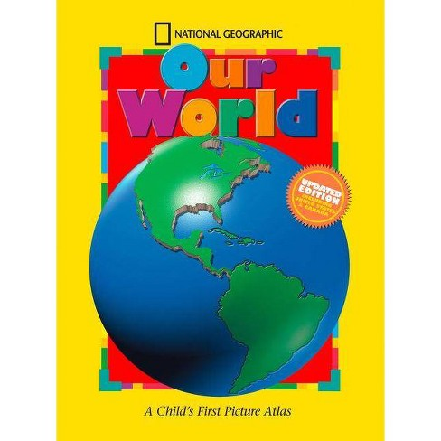 National Geographic Our World, Updated Edition - (Science Quest) (Hardcover) - image 1 of 1