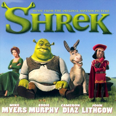 Various Artists Shrek Ost Cd Target