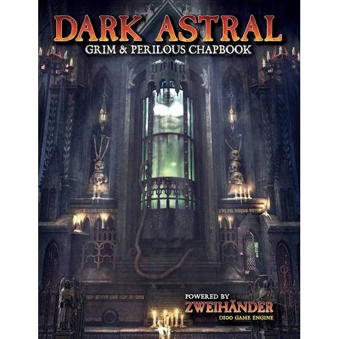 Dark Astral Grim & Perilous Chapbook - by  Daniel D Fox (Paperback) - image 1 of 1